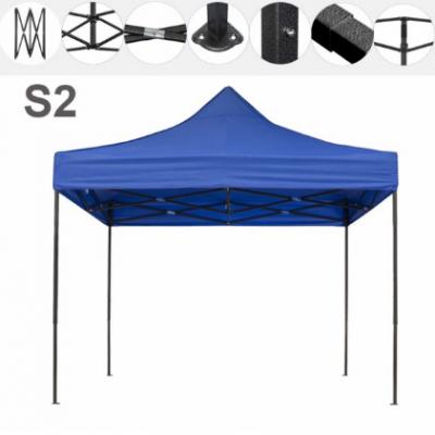 如何一个人打开折叠帐篷?你知道吗?