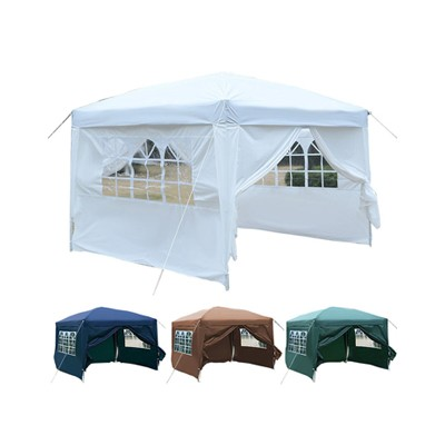 带围布帐篷